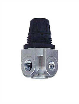 "Arrow Pneumatics R162 1/4"" Mini Regulator-E"