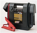 Solar Portable Battery Booster Pac - 1500 Peak Amps 400 Cranking Amps