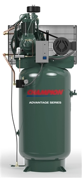Champion VR5-8 Advantage Series 5HP 80 Gallon Vertical Air Compressor