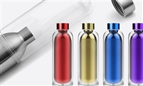 Shock Resistant Water Bottle by ASOBU Escape the Bottle