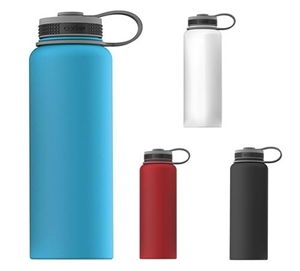 Stainless Steel Mighty Flask Storage Bottle / Growler by ASOBU