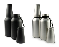 Stainless Steel Mighty Growler Storage Bottle by ASOBU