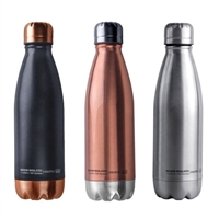 Stainless Steel Central Park Bottle by ASOBU