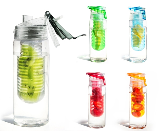 Fruit Infuser Water Bottle by ASOBU Flavour It 2 Go