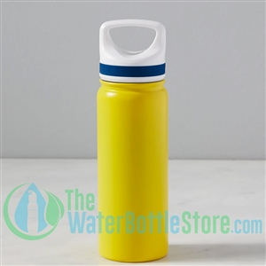 Boon Supply Insulated Stainless Steel Water Bottle Yellow