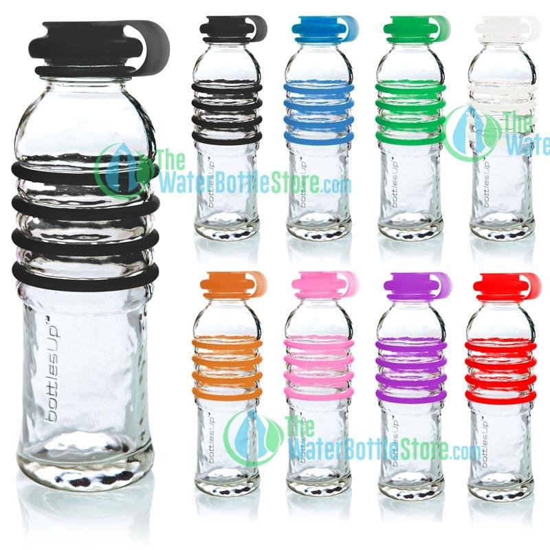 Reusable Glass Drinking Water Bottles TheWaterBottleStorecom