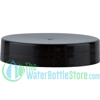 Replacement 48mm Black Smooth Plastic Cap/Top