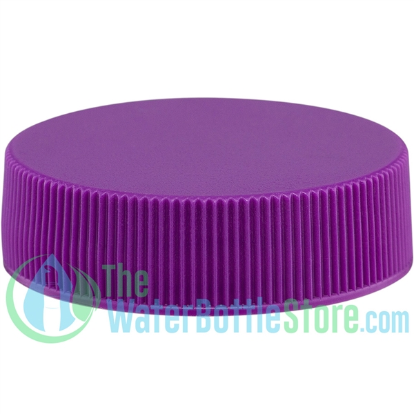Replacement 38mm Purple Plastic Cap/Top with 3-ply Foam Liner