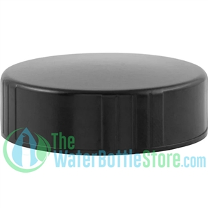 Replacement 38mm Black Phenolic Cap/Top with Poly Cone Insert