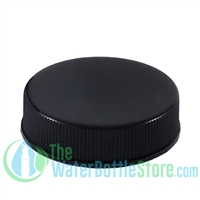 Replacement 33mm Black Ribbed Matte Top Cap