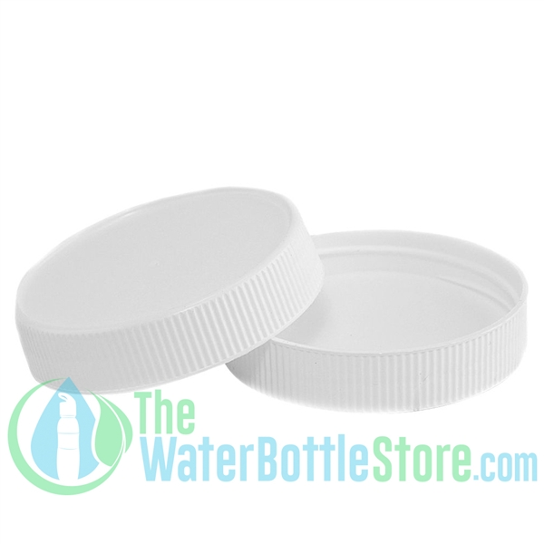 Replacement 70mm White Mason Jar Lid with F217 Foam Liner