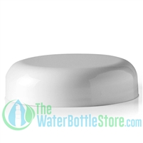 Replacement 58mm White Dome Cap Unlined
