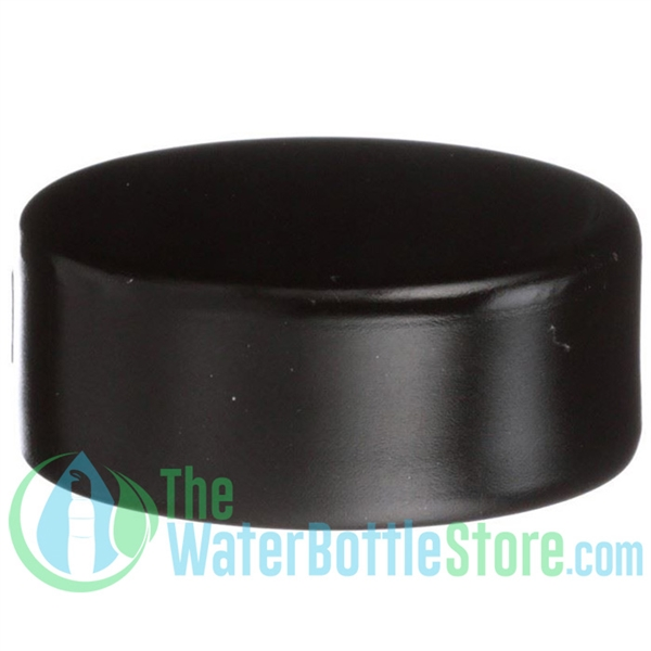Replacement 28mm Black Aluminum Screw Top Cap