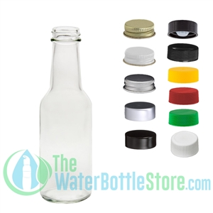 5 oz Woozy Glass Bottle