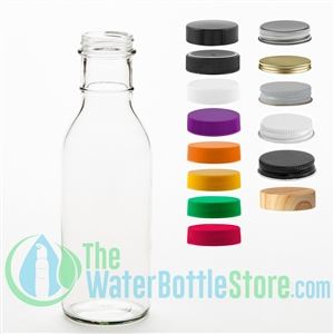 Ring Neck Glass Bottle