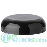 Replacement 58mm Black Dome Cap Unlined