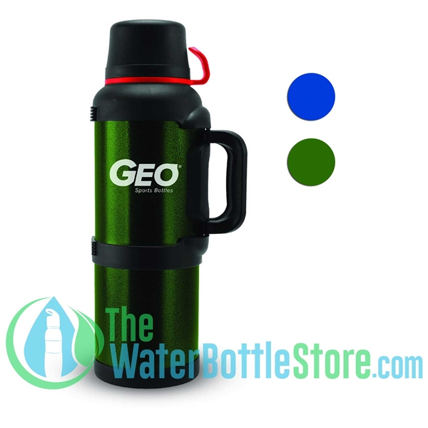 GEO 4 Liter 1 Gallon Insulated Thermos with Cup Flask