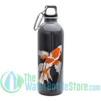 EarthLust 1 Liter Koi Designer Stainless Steel Water Bottle