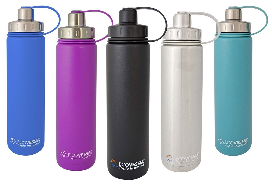 EvoVessel 24oz BOULDER Triple Insulated Stainless Steel