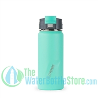 16oz EcoVessel PERK Insulated Tea and Coffee Mug Bottle Aqua Breeze