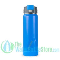 20oz EcoVessel PERK Insulated Tea and Coffee Mug Bottle Hudson Blue