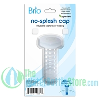 48MM No-Spill Cap Display Package for Screw Neck Water Bottles
