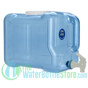 GEO 2 Gallon BPA-free Refrigerator Water Dispenser w/ Spigot