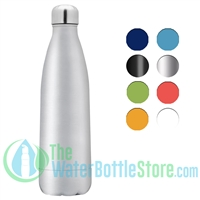 GEO 25oz Double Wall Stainless Steel Water Bottle