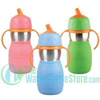 Kid Basix Sippy Water Bottle 11oz BPA Free Safe
