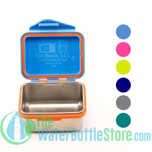 7oz BPA Free Safe Snacker Lunchbox for Kids by Kid Basix