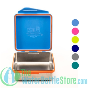 23oz BPA Free Safe Snacker Lunchbox for Kids by Kid Basix