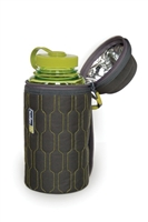 Nalgene Bottle Carrier Insulated for 32 Oz bottles Gray
