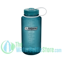 Nalgene 32 Ounce Wide Mouth Water Bottle Cadet