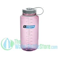 Nalgene 32 Ounce Wide Mouth Water Bottle Cosmo