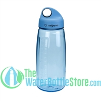 Nalgene 30 oz N-Gen Water Bottle - Tuxedo Blue Bottle With Blue Cap