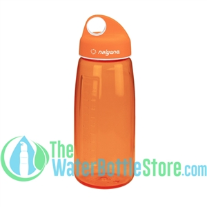 Nalgene 30 oz N-Gen Water Bottle - Orange Bottle With Orange Cap