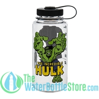 Nalgene 32 Ounce Hulk Wide Mouth Water Bottle