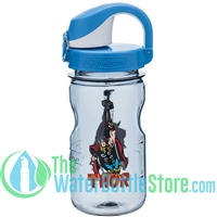 Nalgene 12 Ounce On The Fly Thor Wide Mouth Water Bottle For Kids