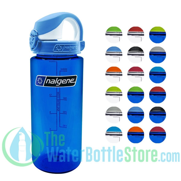 Nalgene 20 Ounce Atlantis Wide Mouth Water Bottle