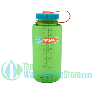 Nalgene 32 Ounce Wide Mouth Water Bottle Pear