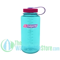 Nalgene 32 Ounce Wide Mouth Water Bottle Surfer