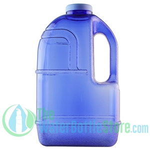 1 gallon dairy jug water bottle new wave enviro