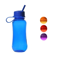 8oz BPA Free Kids Water Bottle for Lunch Boxes by New Wave Enviro