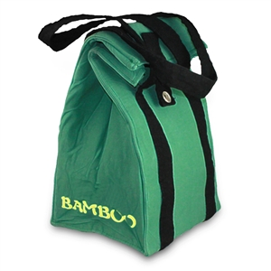 New Wave Enviro Bamboo Reusable Green Lunch Bag