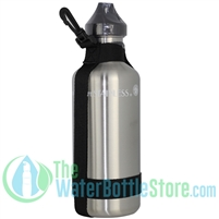New Wave Enviro Stainless Steel 40oz Water Bottle