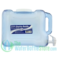 New Wave Enviro 2 Gallon BPA-free Refrigerator Water Dispenser w/ Spigot