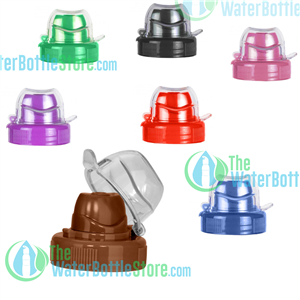 48mm Sport Replacement Caps tops for 1L (32oz) & 1/2 Gallon (64oz) Water Bottle