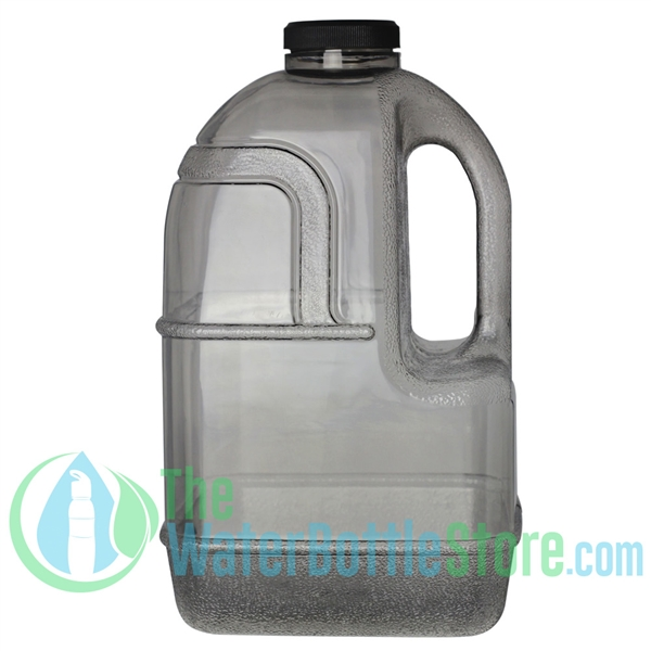 1 gallon charcoal dairy jug water bottle new wave enviro