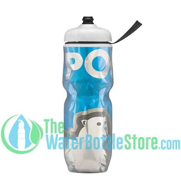 Polar 42 oz Blue Big Bear Insulated Water Bottle