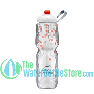 Polar 24 oz Orange ZipStream® BreakAway® Insulated Water Bottle